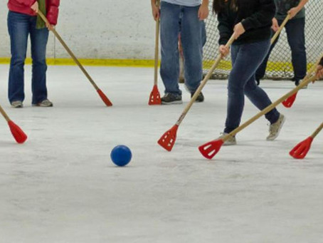 Last Call for Broomball!