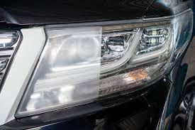 Headlight Service & Polish