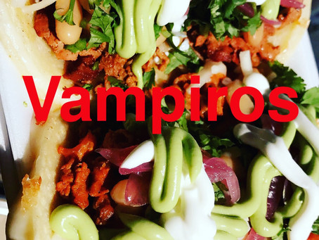 Carne asada vampiros!!!!!!