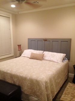 Downstairs-King Bedroom