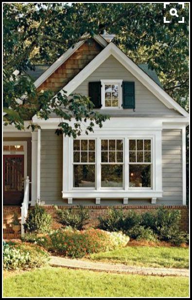 Cottage style window