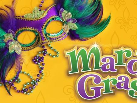 Houma Mardi Gras Schedule