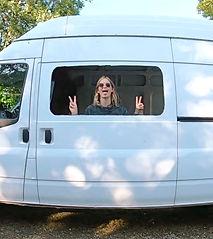 Van conversion window