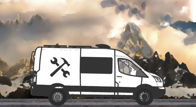 The Van Conversion Course has launched!