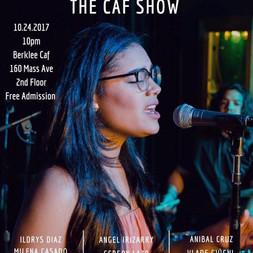 Ildrys Diaz Caf Show