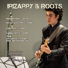 Flyer promo for Irizarry and Roots