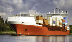port and cargo shipping