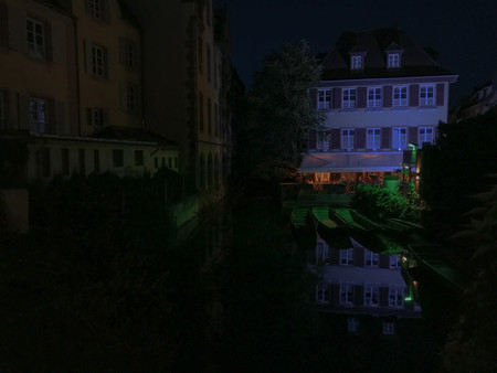 NighttimeReflectioninPurple.jpg