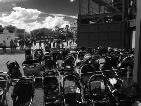 fl disney stroller park bw.jpg