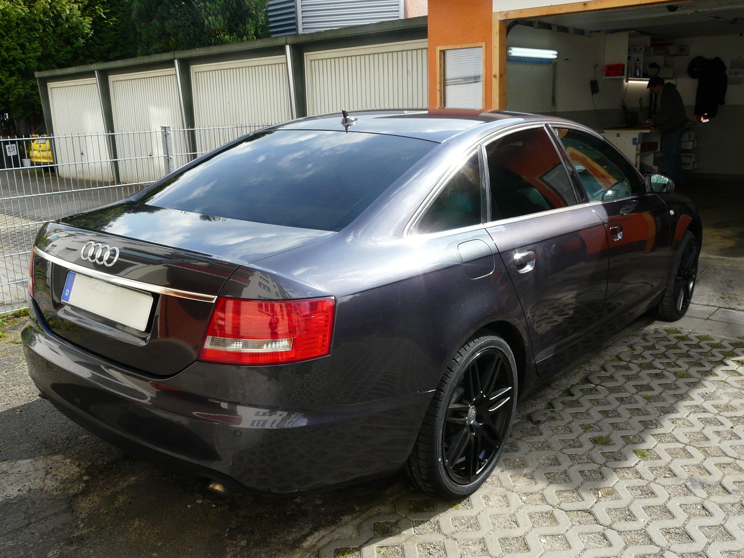Audi A 4 Limousine