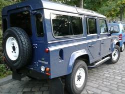 Land Rover Defender  Scheibentönung