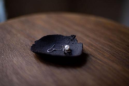 Ceramic Small Plate by atelier RYOKO