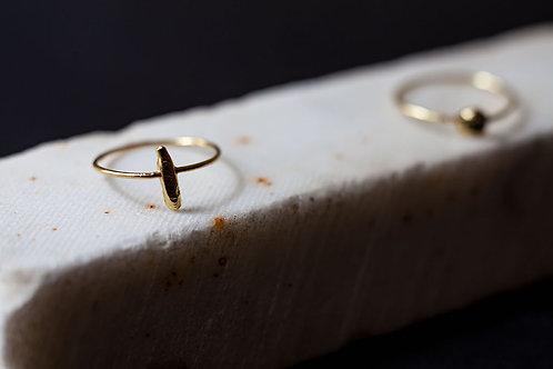 18kt Gold Ring by Mariko Tsuchiyama