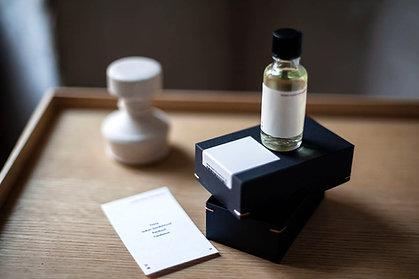 SEI I. RYOKO scent for KAUFHAUS