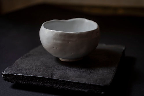 Ceramic Tea Cup by Christine Roland
