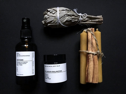 OKIYOME set : Purification & Protection