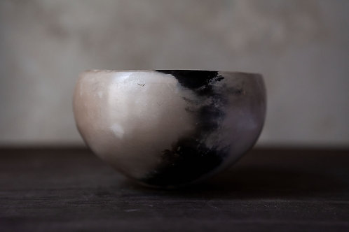 Pit-Fired Cup by Marie-Annick Le Blanc
