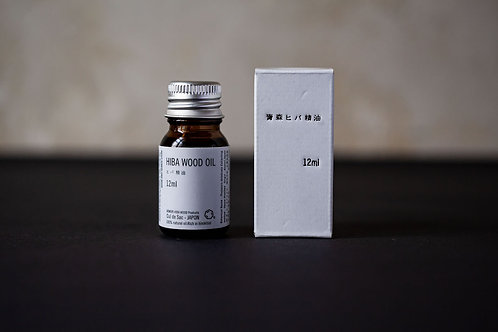 Japanese Hiba Wood Essential Oil