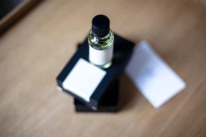 SEI III. RYOKO scent for KAUFHAUS