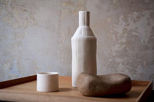 Porcelain Water Carafe / Vase XLarge by Saara Kaatra