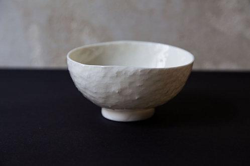Porcelain Chawan by Cuze