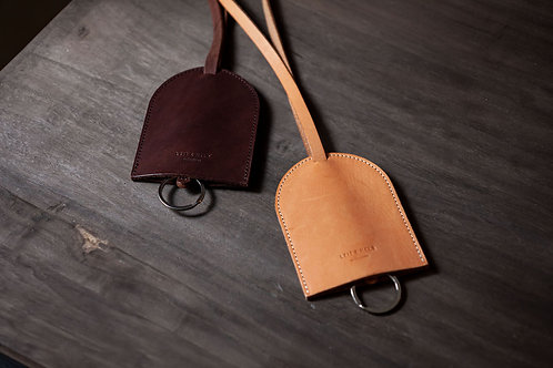 "Sustainable Leather Key Holder ""CAPPA"" by LEIT & HELD"
