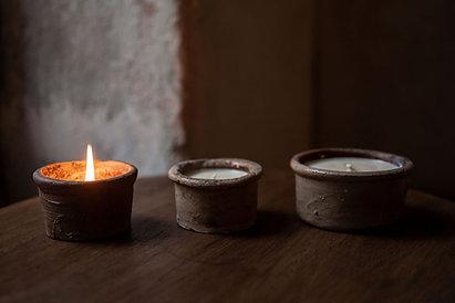 HIKARI _ Therapeutic Light in Antique Jar