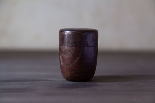 Antique Japanese Tea Canister
