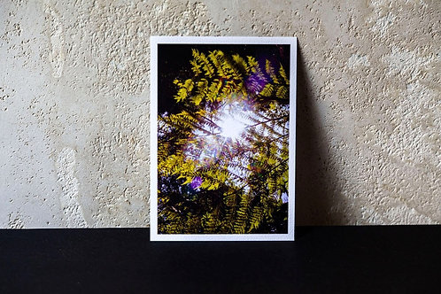 Postcard : Good-bye Stress