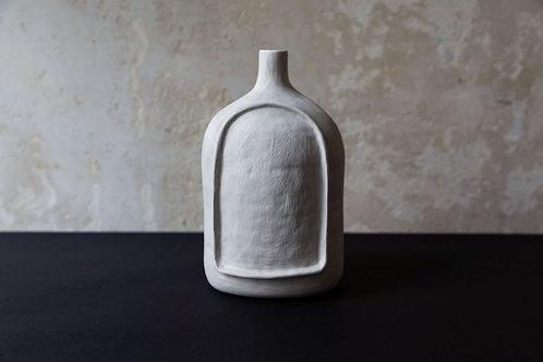 """Ceramic Vase """"Flos Perpetua VIII"""" by Studio MC"""