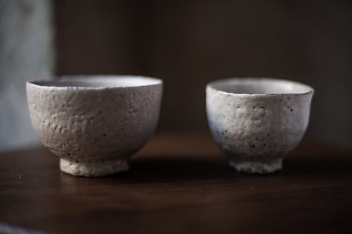 Ceramic Chawan / Tea cup by Cuze