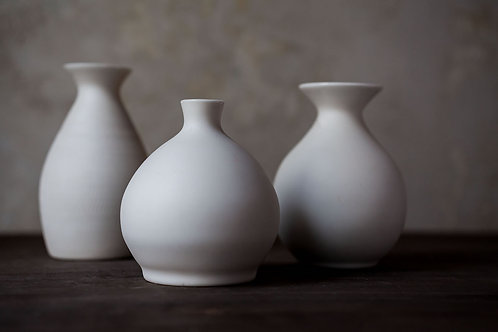 Porcelain Vase by Cuze