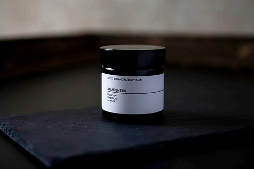 Botanical Body Balm : Awareness