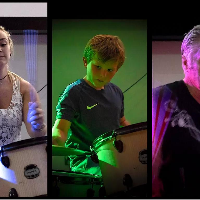 Thanet Drum Tuition Showcase 2021