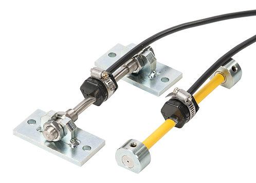 Medidor de tensión de alambre vibrante de montaje en superficie serie SM-5 Roctest