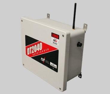 Registrador de datos de 20/40 canales -Datalogger Geotecnico RST modelo DT20/40