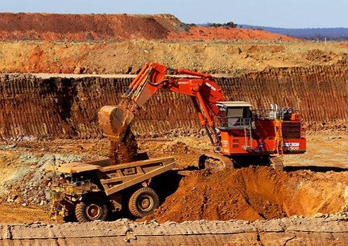 Instrumentación y programa de monitoreo geotécnico en tiempo real en botaderos mineros