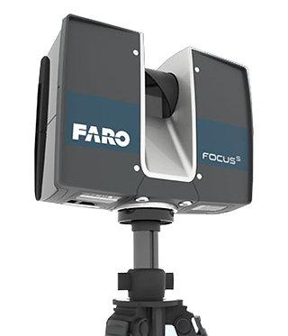 Instrumentación Geoespacial - Scanner para Túneles y Cavidades-FARO Focus S 350