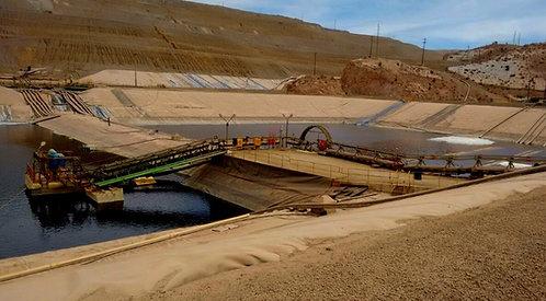 Programa de Monitoreo de Instrumentación Geotécnica en Presas de Relaves Lima Perú 2019