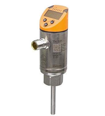 Sensor de temperatura de ifm electronic modelo TN2511 para procesos autónomos