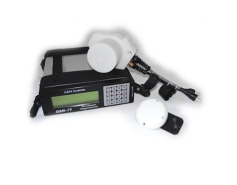 Instrumentación Geofísica - Magnetómetro Overhauser GEM GSM-19- GEM