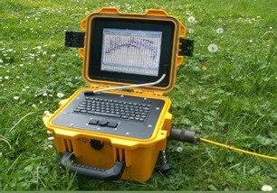 Instrumentación Geofísica- El mejor sismógrafo de ingeniería - SUMMIT X Stream