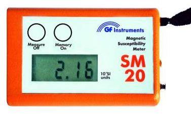 Instrumentación Geofísica - Medidor de Susceptibilidad Magnética SM-20
