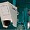 El medidor de nivel y velocidad de flujo Geolux RSS-2-300 WL utiliza tecnología de radar