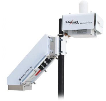 Campo eléctrico atmosférico CS110 - El mejor sensor  para aviso de rayos 2018