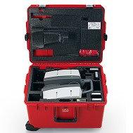Escáner láser 3D Leica para topografía civil y minera