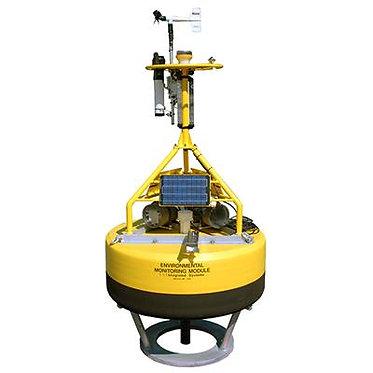 Instrumentación  Ambiental- Boya  Multiparametro con Estación Meteorológica- YSI Lima Perú