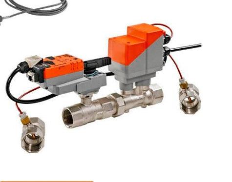 Válvulas para control de flujo BELIMO
