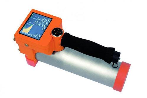 Instrumentación Geofísica - Espectrómetro de Rayos Gamma - GAMMA SURVEYOR VARIO