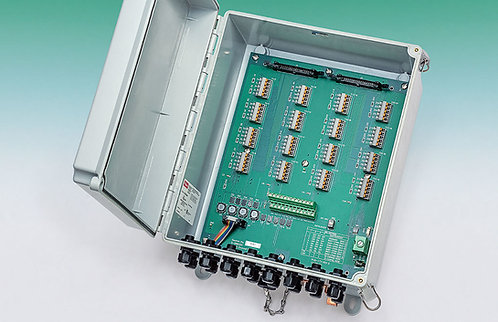 Multiplexor de sensores de cuerda vibrante para instrumentación geotécnica - GEOKON modelo 8032